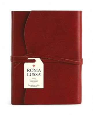Red Roma Lussa Journal